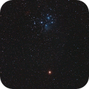 The Mars Pleiades Conjunction,                                Dominique Callant