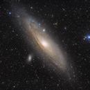 M31, Andromeda Galaxy,                                Maurice Toet