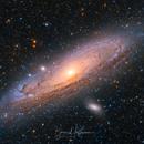 M31 Andromeda,                                Björn Hoffmann
