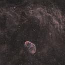 NGC6888 - Crescent nebula,                                Dagolaf