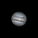 Jupiter and Europa,                                Toni Adrover