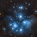 The Pleiades,                                Eric Milewski