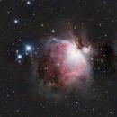 """M42 - Orion Nebula (""""Kommer en Kwel""""-sessions),                                MGralike"""