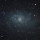 Triangulum Galaxy,                                Mauricio Christiano de Souza