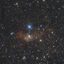 La Bulle NGC7635,                                raga79co