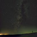Milky Way Core Region from Assateague Island,                                  JDJ