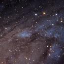 NGC 206 part off M31,                                Ola Skarpen SkyEyE