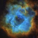 NGC 2244 SHO,                                Ruben Jorksveld