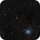 NGC 7023 Iris Nebula LRGB,                                Bradley Hargrave