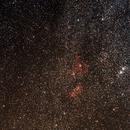 IC1805 e IC1848 e Doppio Ammasso,                                Carlo Rocchi