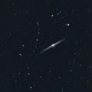 Needle Galaxy NGC4565,                                Derek Foster