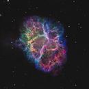 M1, Messier 1, The Crab Nebula,                                Wissam Ayoub