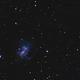 NGC 4395 in Canes Venatici,                                Kharan