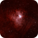 Sharpless in Perseus -- The Fossil Footprint Nebula [Sh2-206],                                G400