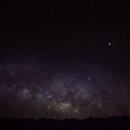 Milkyway @ La Palma - Roque de los Muchachos,                                RolfW