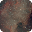 C20 (Sh2-117, NGC7000, North America Nebula (portion), 2016.06.06, 17x180..361s=1h39min16s, convert2),                                Carpe Noctem Astronomical Observations