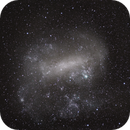 Large Magellanic Cloud (Samyang 85mm lens at f/2.0),                                KiwiAstro