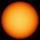 Manchas solares,                                Astrofotógrafos