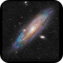 2 x 3 Mosaic Andromeda Galaxy M31,                                Andre van Zegveld