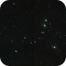 Markarian Chain and surroundings,                                spacetimepictures