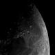 Moon on Celestron C5,                                EnriMarch