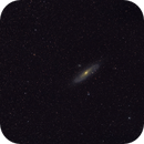 Andromeda galaxy with 100mm lense,                                Pavel (sypai) Syrin