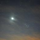 Venus near the Pleiades,                                Wolfgang Vollmann