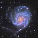 The Pinwheel Galaxy,                                Teagan Grable
