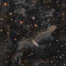 NGC 7497 and MBM 54 (LRGB),                                Frank Breslawski