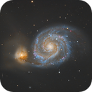 M51 Whirlpool Galaxy,                                msmythers