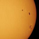 Sunspots  Sept 8 - 2017,                                Robert Eder