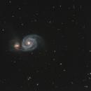 M51,                                Bret Waddington