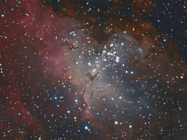 Messier 16,                                Josef Büchsenmeister