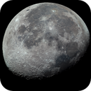 Moon 03.03.2021. Moon phase 82.2% New,                                Sergei Sankov