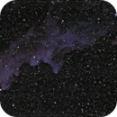 Witch head nebula,                                Astrowood