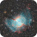 Messier 27 - The Dumbbell Nebula,                                alexbb
