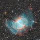 Messier 27 - The Dumbbell Nebula,                                alexbb