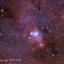NGC2264,                                Huang Wei-Ming