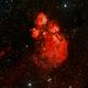 Cat's Paw Nebula NGC6334, Sh2-8, RCW127,                                Alastairmk