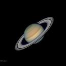 Saturn: June 27, 2021,                                Ecleido Azevedo