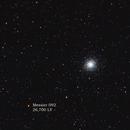 Messier 92,                                MRPryor