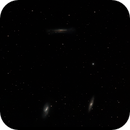 M65, M66, and NGC 3628 (Leo Triplet),                                André Bremer