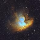 NGC 281 (Pacman Nebula),                                Patrick Scully