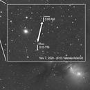 Asteroid 610 Valeska,                                Awni Hafedh