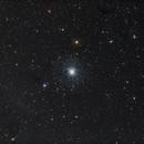 M13 - Hercules Globular Cluster,                                Tom