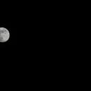 Moon and Jupiter conjunction,                                David