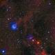 Heckathorn Fesen Gull 1 & Abell 6 in (OHRGB)RhGBo,                                Miles Zhou