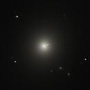 M87 and its relativistic jet,                                Mau_Bard
