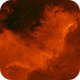 NGC7000 North America Nebula Ha,                                Davide Benghi