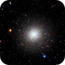 M13 The Great Cluster in Hercules,                                equinoxx